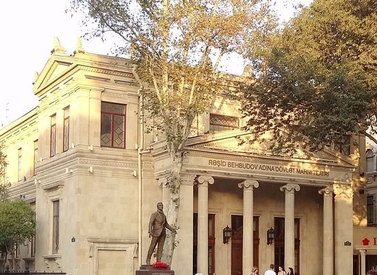 Rashid Behbudov State Song Theater