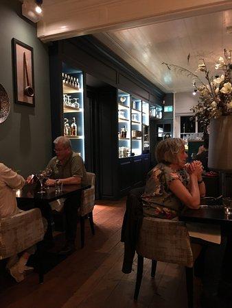Woonkamer van Swinckels in Twello - Foto van Swinckels Restaurant en ...