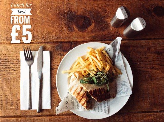 Reviews Of Ned Ludd Restaurant
