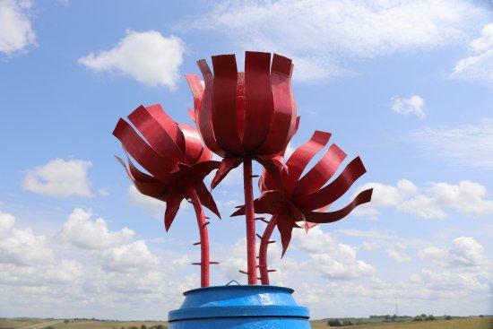 Montrose, South Dakota: Love the clouds