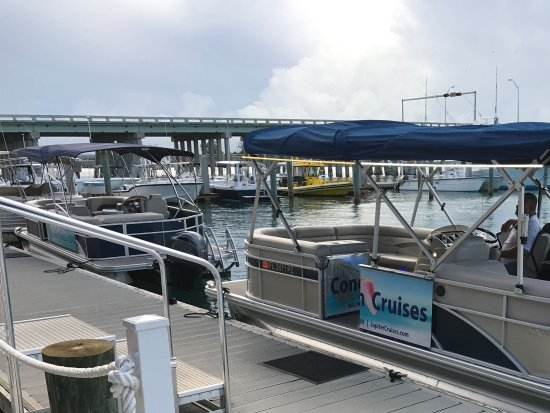 Jupiter, FL: Conch Cruises Dock