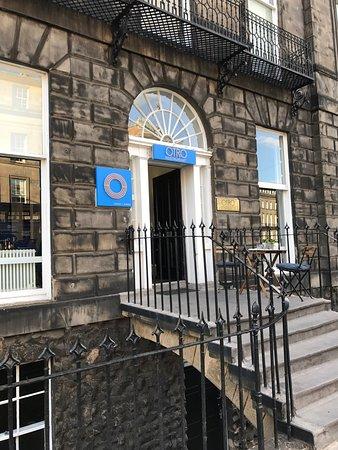 Otro Restaurant Coates Crescent Edinburgh