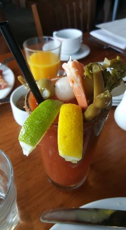 Union, WA: Bloody Mary