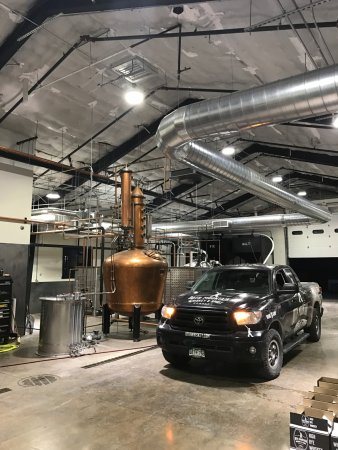 Gypsum, CO: Our 7,000 SF. Distillery!