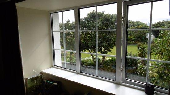 Renvyle, Ireland: Suite in der ersten Etage mit Blick auf den Garten