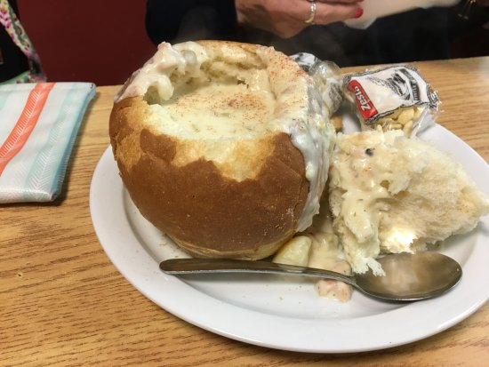 Bay City, OR: Chowder Bowl