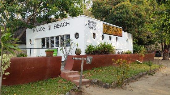 Chinteche, Malawi: recepcja