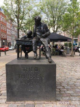 Cafe Thijssen: THEO THIJSSEN 1879 - 1943