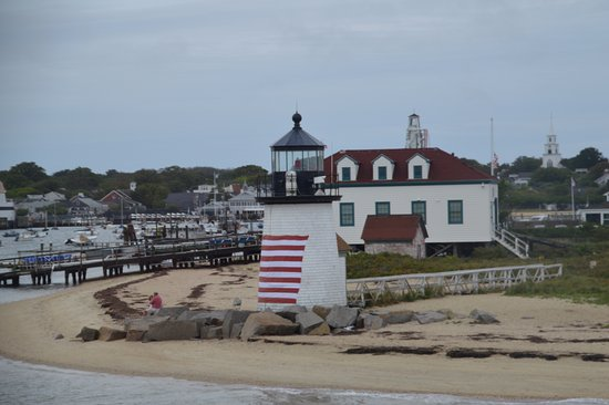 Brant Point Lighthouse: Brant Point