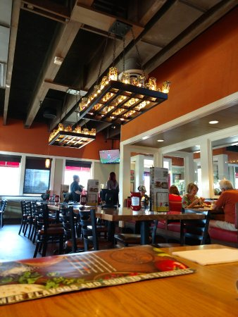 Kilgore, TX: dining area