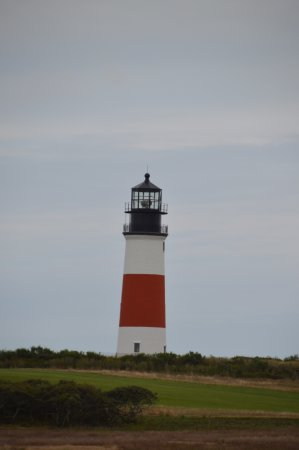 Siasconset, MA: Sankaty Head Lighthouse