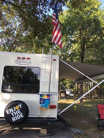 Whittington, IL: Wayne Fitzgerrell State Park
