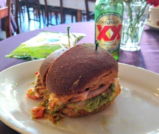 Jefferson, Техас: Club sandwich