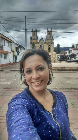 Boyaca Department, Colombie : Iglesia