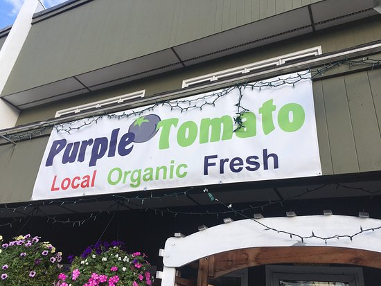 Purple Tomato Image