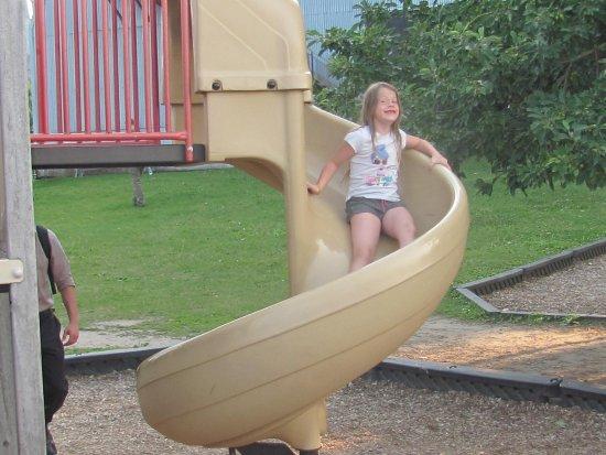 Montreal, Canadá: jeux pour les enfants à proximité