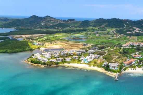 Las Verandas Hotel & Villas: Aerial View