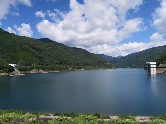 Kiso-mura, Giappone: 景色の様子
