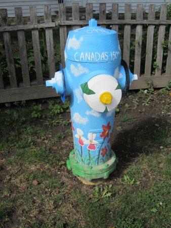 Amherstburg, Canadá: So cute!
