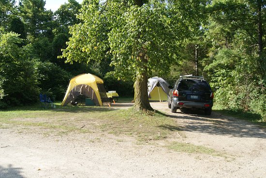 Wheatley, Canada: Our Campsite