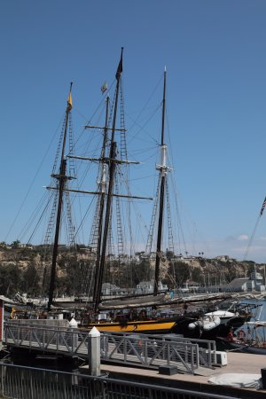 Dana Point, Kalifornien: THE PILGRAM