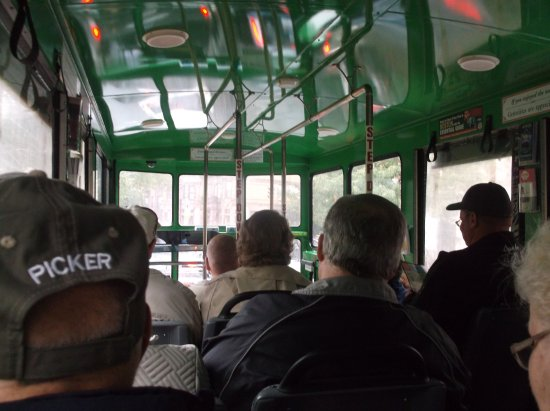 Old Town Trolley Tours Hop On The Bus