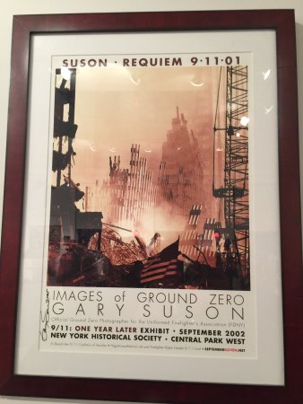 Workshop al museo Ground Zero: Photo taken by Gary