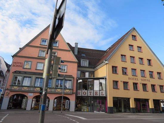 Hotel Sonne: vista do hotel