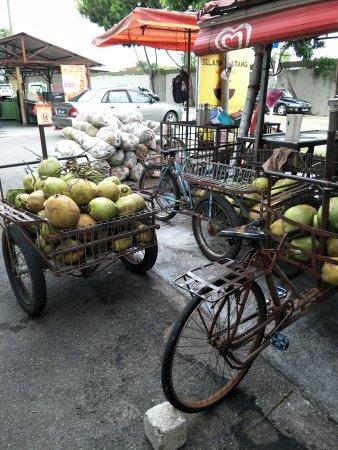 Klebang Kechil, Malaysia: Klebang Coconut Shake