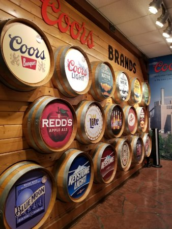 Coors Brewery: Brands