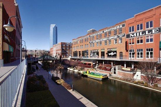 Hilton Garden Inn Oklahoma City Bricktown Updated 2018 Prices Hotel Reviews Tripadvisor