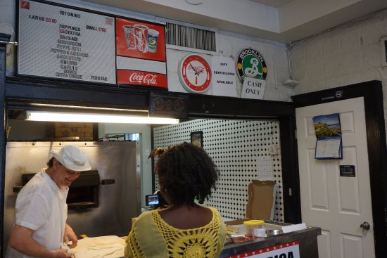 Photo of Totonno Pizzeria Napolitano in Brooklyn, NY, US