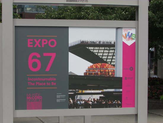 Монреаль, Канада: Expo 67