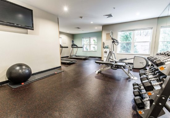 TownePlace Suites Laconia Gilford: Fitness Center