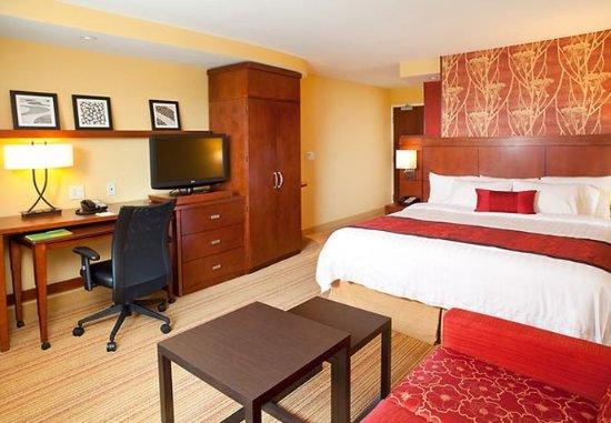 Westampton, نيو جيرسي: King Guest Room