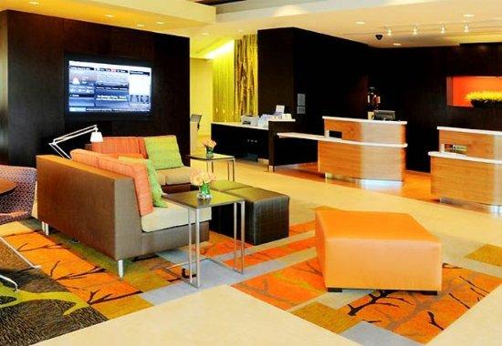 Courtyard San Jose Campbell: Lobby