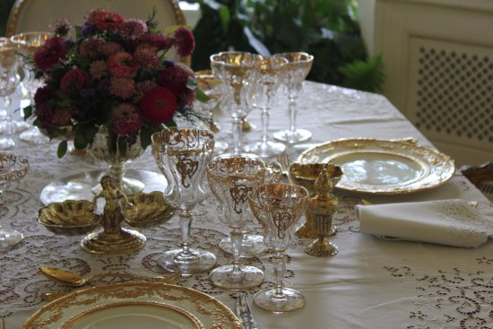 Hillwood Museum & Gardens: Famous Banquet Hall
