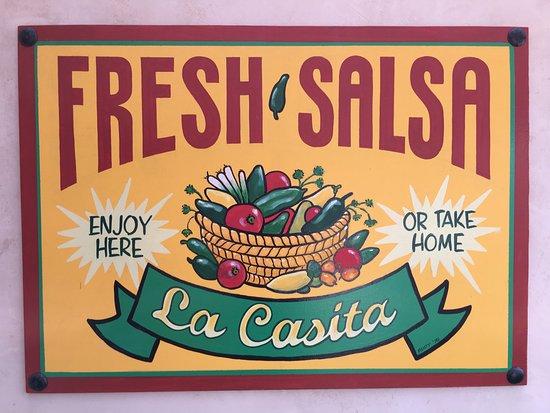 Los Osos, كاليفورنيا: The reason we came to La Casita!