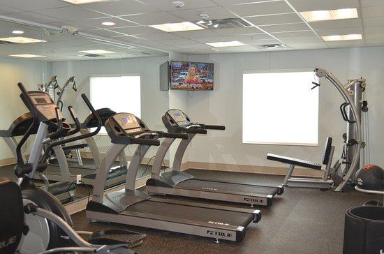 Springville, UT: Fitness Center