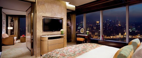 The Ritz-Carlton Shanghai, Pudong: King Guest Room