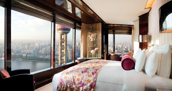 The Ritz-Carlton Shanghai, Pudong: Enjoy the View from your Guest Room