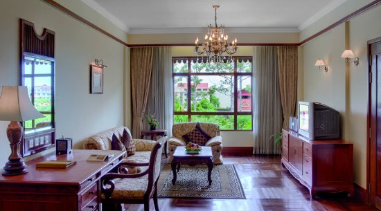 Sokha Angkor Resort: Executive Suite (Living Room )