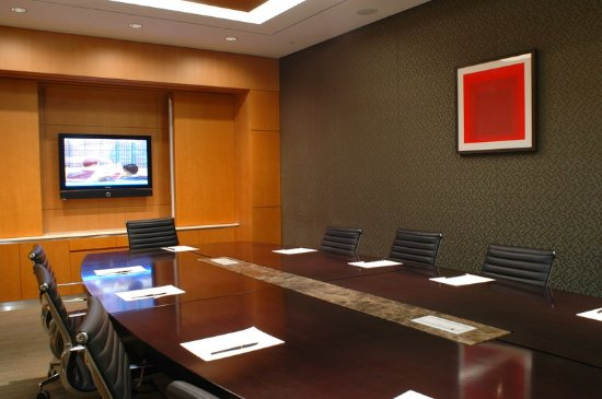 Lotte Hotel World: Meeting Room