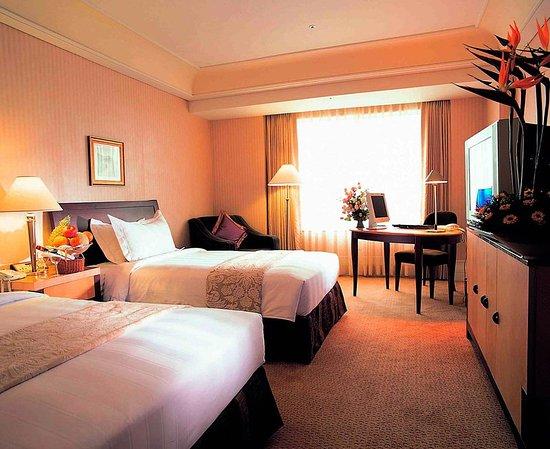 Lotte Hotel World : Standard Room