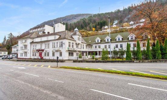 Forde, Norwegia: Facade