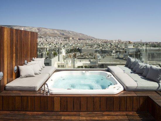 Fantastic Hotel In Kolonaki Review Of Periscope Athens Greece Tripadvisor