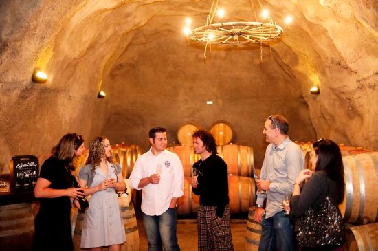 Copthorne Hotel & Apartments Queenstown Lakeview: Wine Tasting Cave Tour