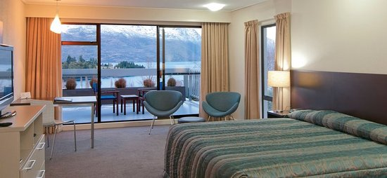 Copthorne Hotel & Apartments Queenstown Lakeview: Superior Lake View
