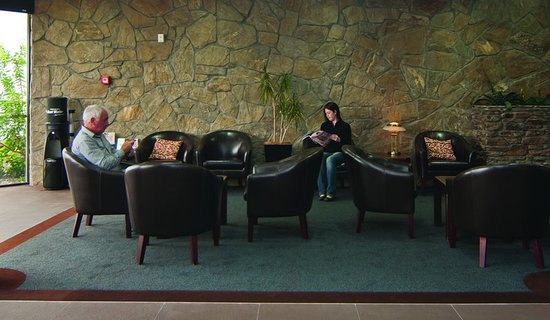 Copthorne Hotel & Apartments Queenstown Lakeview: Lobby