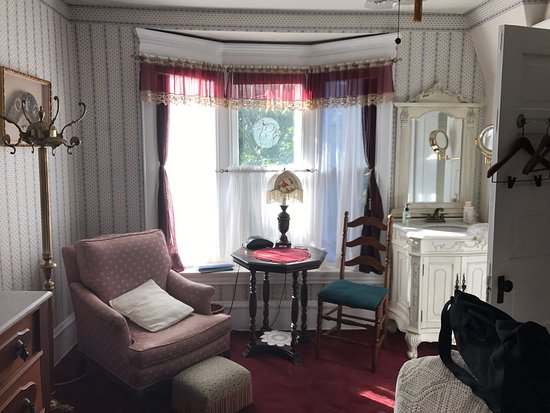 LeBlanc House Bed and Breakfast: Amelia Room
